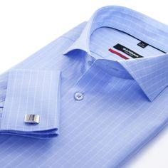 Executive Men's Shirt Men's Shirts, Dress Shirts, Cool Shirts, Blue Suit Men, Business Shirts, Tied Shirt, Formal Shirts, Men Clothes, Wrist Watches