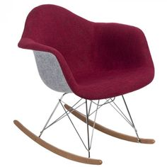 Organikus, formázott ülés, az íves fa lábak igazán vonzzák a tekinteteket! A P018 RAR Duo hintaszékeket elsősorban azoknak ajánljuk, akik szeretik a merész színeket és egyedi megoldásokat. Fa, Rocking Chair, Furniture, Home Decor, Chair Swing, Decoration Home, Room Decor, Rocking Chairs, Home Furnishings