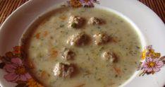 Itt a hétvége, gondoltam ajánlok egy jó levest. Pikáns finom íze van, Nagy B. imádja, meg a kicsi is de ő mit nem? Gomba, tejföl, kapor mel...