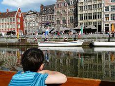 Belgium with kids