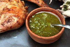 Argentine Chimichurri Sauce Recipe