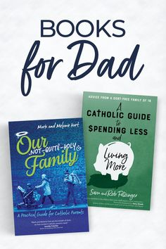 Dads show us so much love and support. Why not thank them with something to strengthen their faith this #FathersDay? Swipe for gift ideas for the dads in your life. Visit our website to order in time for Father's Day! Best Books For Men, Good Books, Dad Advice, Catholic Books, So Much Love, Dads, Spirituality, Faith, Gift Ideas