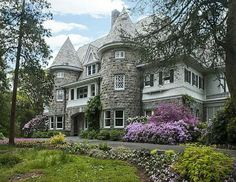 The number of listings of homes worth $100 million or more is on the rise. The home's current owner is timber tycoon John Rudey, who is selling because his children have grown, the Wall Street Journal reports. Rudey, who knew the Lauder Greenway family, bought the property 31 years ago. George Lauder helped Andrew Carnegie establish what would later become U.S. Steel. (Steve Rossi)  http://abcnews.go.com/Business/slideshow/190-million-conn-home-expensive-listed-us-19669128