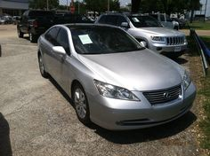 STK#82162617A- LEXUS ES350 LOADED with 86k miles $23,950. Call me at 817-919-4024