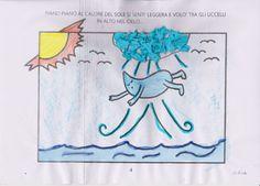 Blog scuola, Schede didattiche scuola dell'infanzia, La maestra Linda, Schede didattiche da scaricare, Smurfs, Education, Fictional Characters, Blog, Art, Deutsch, Art Background, Kunst, Blogging