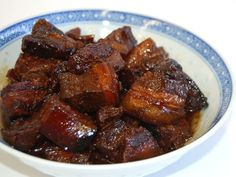 Vietnamese caramelized pork, Thit Kho   I am helping my mother-in-law clear out her freezer which is packed full.  If I had steel-toed work ...
