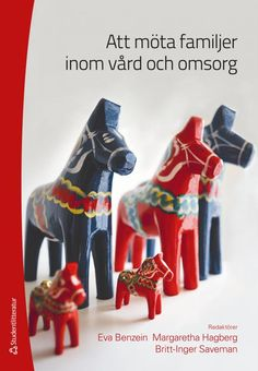 "New Family Nursing Textbook in Swedish.  ""Meeting with Families in Health and Community Care"" by Eva Benzein, Margaretha Hagberg, & Britt-Inger Saveman who are all nursing professors in Sweden.  Describes advanced nursing practice with families who are experiencing serious illness."