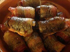 Baconlindade dadlar - Paleo tapas - Paleoskafferiet