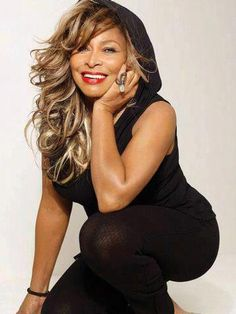 Tina Turner - American singer and actress whose career has spanned more than half a century.