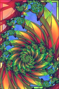 """August"" [Digital Art by ~SJYanns (Stuart Yannalfo) - 2011]'h4d'121127"