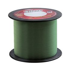 Berkley Trilene XL Smooth Casting Monofilament Service Spools(12-Pound,Low-Vis Green) * You can find more details by visiting the image link.