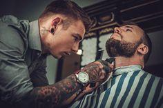 WIE SAGE ICH ES MEINEM BARBIER? Wie erkläre ich meinem Barbier meine Bartform bzw. Bartstil. Bart trimmen beim Barbier
