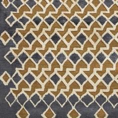 Doug & Gene Meyer rug for Holland & Sherry