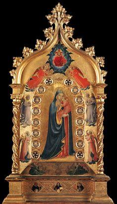 Fra Angelico, Notre Dame de l'étoile
