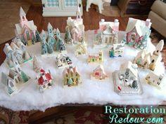 Christmas Home Tour 2013 - Restoration Redoux http://www.restorationredoux.com/?p=7319