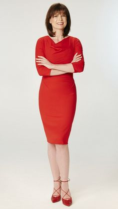 How to wear summer's RED-HOT dress trend Hot Dress, Suits You, Lbd, Casual Wear, What To Wear, Short Dresses, Couture, Sexy, Skirts