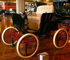 1900 Autocar Runabout