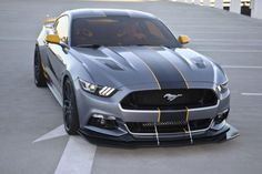 Ford's latest US Air Force-inspired Mustang | Stuff.co.nz