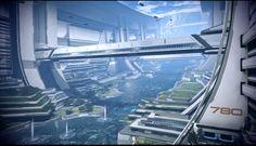 Mass Effect 3 Citadel Dreamscene by droot1986.deviantart.com.