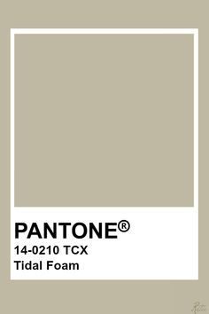 Tidal Foam - Приливная Пена Pantone Tcx, Pantone Swatches, Color Swatches, Colour Pallete, Colour Schemes, Color Trends, Pantone Colour Palettes, Pantone Color, Living At Home