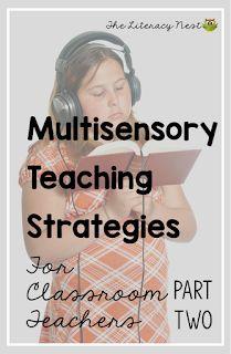 Multisensory Teachin