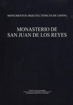 Amador de los Ríos, José (2009). Monasterio de San Juan de los Reyes. Madrid: Instituto Juan de Herrera. (Obra original publicada en 1877). Sign. D-B 2500. Catálogo UPM: http://marte.biblioteca.upm.es/uhtbin/cgisirsi/x/y/0/05?searchdata1=978-84-9728-319-9{020}