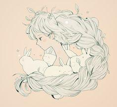 tofuvi doodles : Photo
