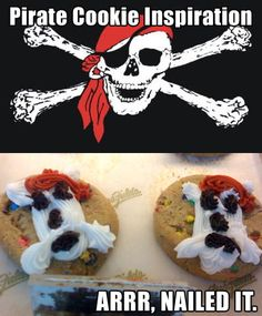 "To celebrate ""Talk like a Pirate Day"" as well as the new ""Pirate Party"" in Germany."