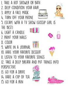 15 Things To Do When You're Stressed