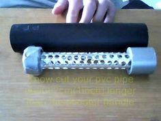 home made silencer tutorial - YouTube