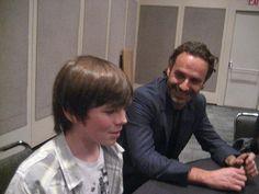 Chandler & Andrew <3