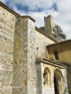 Château de Saint Montan 07