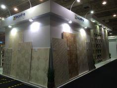 Produtos Grupo Incefra by Camila Lamberti na Expo Revestir 2015.