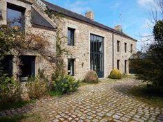 Maison B - Réagencement d'une longère et de sa dépendance - Carnac - Morbihan - Bretagne