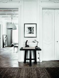 Paris loft.