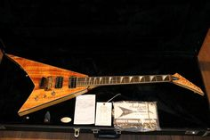 Jackson Custom Shop Super Rhoads Koa Limited | 37jt