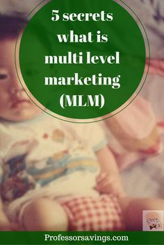 Learn what is multi level marketing (MLM) in 2 minutes #marketing #MLM #money SAVE MONEY NOW>> http://professorsavings.com/learn-multi-level-marketing-mlm-2-minutes/?utm_content=buffer446cc&utm_medium=social&utm_source=pinterest.com&utm_campaign=buffer