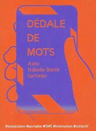 Performance / installation, réalisé par Isabelle Bonté-Hessed2 à Beaubourg (Studio 13/16)