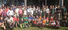 Minister Bonde ehrt freiwilliges Ranger-Team