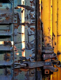 'Slow Freight' ,www.LuAnnOstergaard.com. Digital image, available in a selection of sizes.