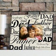 Tipos Creations - Cape Cod Jewelry: Dad-Father Frame