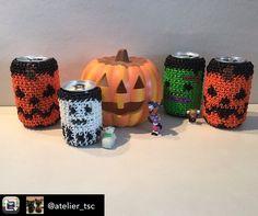 Rainbow Loom Bands, Rainbow Loom Bracelets, Little Things, Pumpkin Carving, Jar, Halloween, Decor, Decoration, Pumpkin Carvings