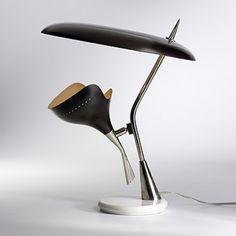 Gino Sarfatti, Table Lamp, c1955.