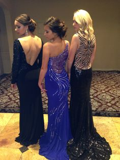 Want to make a Statement at Prom. Shop Ariel Inspirations.   #prom