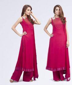 Pakistani Latest Fashion Dresses For 2014-2015 Pakistani Dress Designs