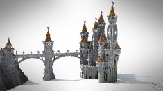 The Lonely Castle Minecraft Project People enjoy Minecraft due to 3 easy things, control, replayability Minecraft Kingdom, Minecraft City, Amazing Minecraft, Cool Minecraft Houses, Minecraft Crafts, Minecraft Designs, Minecraft Buildings, Hogwarts Minecraft, Architecture Sketches