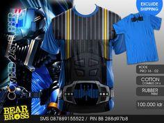 Project 16 - HEISEI VS SHOWA Part 1 - Kamen Rider @Bear Bross | Kaskus - The Largest Indonesian Community