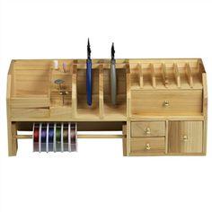 Jewelers Bench Organizer for Jewelers Mini Workbench, 18W x 5-1/2D x 7-3/8H
