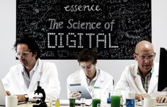Essence is a digital agency. Vision Book, Group Photography, Trivia, Branding, Science, Social Media, Ads, Digital, Business