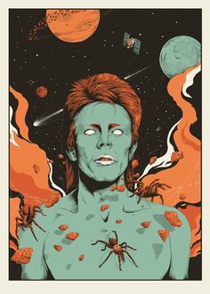 Creative community pays tribute to David Bowie - Digital Arts